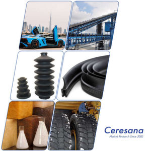 Ceresana Expects Global SBR Market to Grow by Two Percent Annually Until 2025
