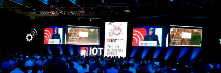Eindrücke vom größten IoT-Event, dem IoT World Solution Congress 2017 in Barcelona.
