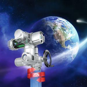Die E-Revolution auf der Armatur: Wie Stellantriebe die Welt im Fluss halten