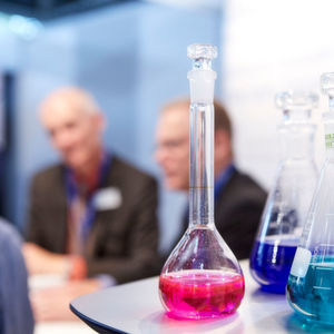 The Go-To Fine Chemicals Industry Event