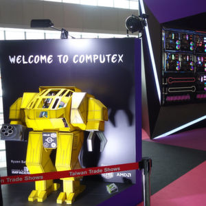 Welcome to Computex 2018!