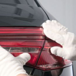 Audi reduces prototyping lead time by using 3D printing for teil light covers