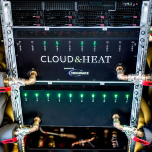 Cloud&Heat baut GPU-Container-Rechenzentrum
