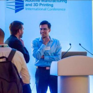 Full speakers line-up at Additive International conference