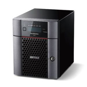Buffalo bietet seine WS5020-Serie nun auch mit Windows Storage Server 2016 an.