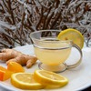 Lemons and Ginger Stimulate Molecular Defenses in Saliva