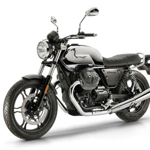 Moto Guzzi V7 Limited: Chrom is beautiful