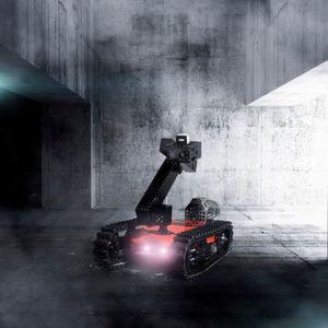 3D-Hinderniserkennung: Radar verschafft Roboter Durchblick