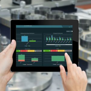 HxGN Smart Quality now features OEE-like functionality for all machines connected to it so that users can assess and compare overall equipment effectiveness using a standard metric.