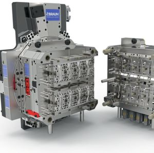 Multi-component moulds for virtually every application