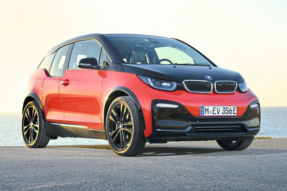 Facelift after four years: The new version of BMW's i3 will be run by an e-machine