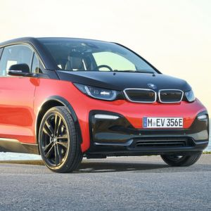 Facelift after four years: The new version of BMW's i3 will be run by an e-machine in a complex, aluminium die-cast housing like its predecessor.