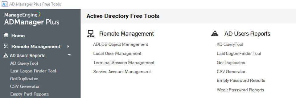 10 Tools für Active-Directory-Admins