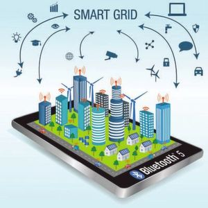 Mit Version 5 erobert Bluetooth (auch) das Smart Grid