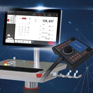 The new interface facilitates programming and provides safe control on erosion machines.