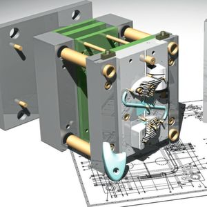 Software streamlines mould design and machining further