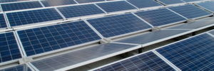High energy costs can be reduced with a photovoltaic system.