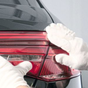 The Audi Plastics 3D Printing Center will use the J750 3D Printer to produce ultra-realistic, multi-colored, transparent tail light covers in a single print.