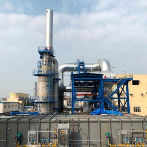 Sinopec to Use Topsoe's Catox Catalyst for Largest SBR Emissions Control Project in Asia