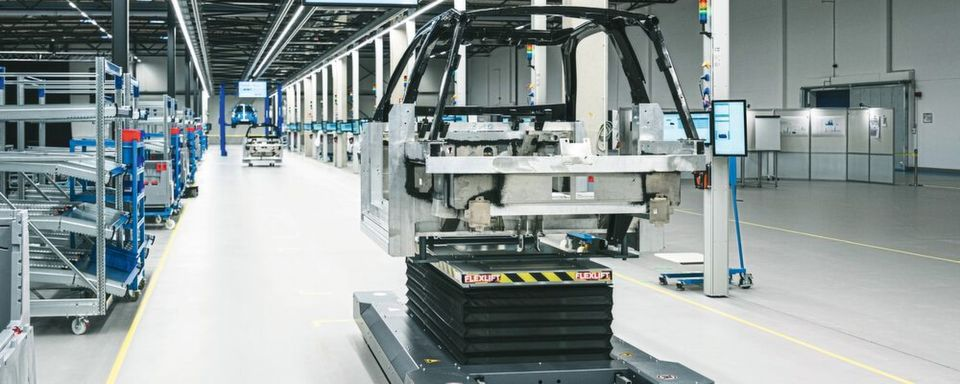 Ego Mobile Eröffnet Fabrik In Aachen