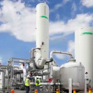 Praxair and Marathon Sign Contract for Hydrogen Supply to Galveston Bay Refinery