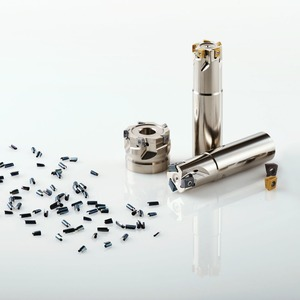 Tough and multi-functional cutters for a wide range of milling functions