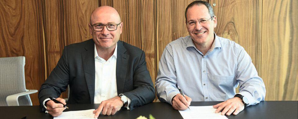 Anagog & Skoda kooperieren.