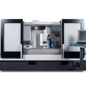 High-precision metal cutting and grinding technology on show