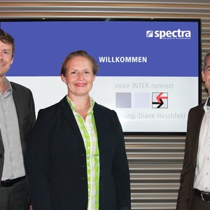 Spectra schließt Kooperation mit Kommunikationsexperte Voice Inter Connect