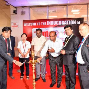 Held at New Delhi in India the four day event was inaugurated by industry stalwarts.