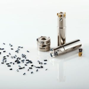Tough and multi-functional cutters, the VPX series is ideal for a wide range of milling functions.