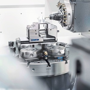 Well-armed clamping technology for the smart factory