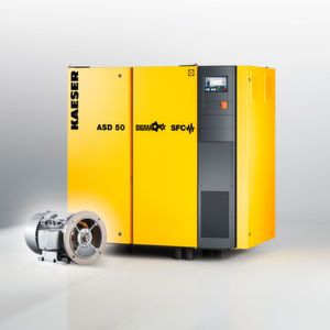 Compressed air to serve needs in the metalworking industry