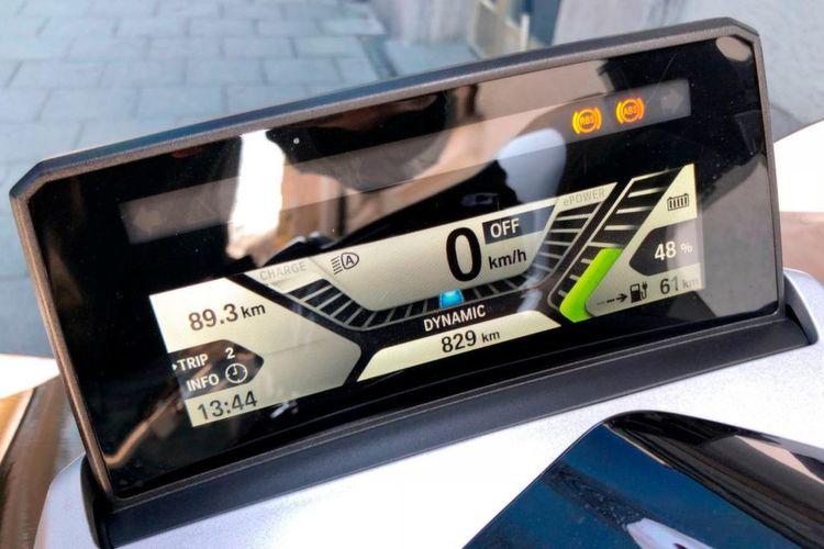Bilder: Speed-Date mit dem BMW C Evolution