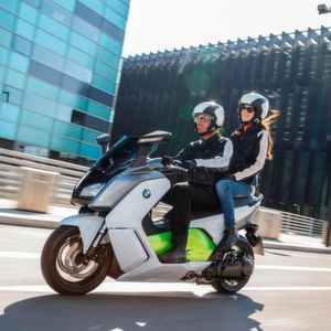 Speed-Date mit dem BMW C Evolution