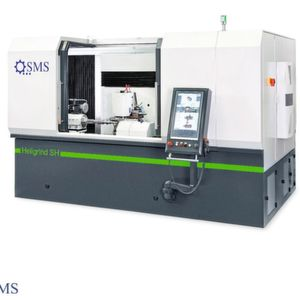 The SH machine is said to be suitable for precise and highly productive grinding of all kinds of thread-type workpieces.