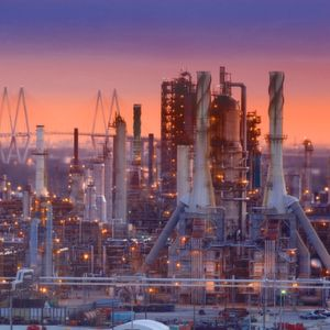 Exxon Mobil has start up a new ethane cracker in Baytown, Texas.