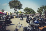 Die Main-Street auf den Custombike Summer Days 2018.