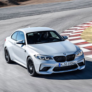 BMW M2 Competition: Alltagsauto mit ordentlich Power