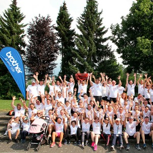 Golden Ring Lauf 2018 von Brother