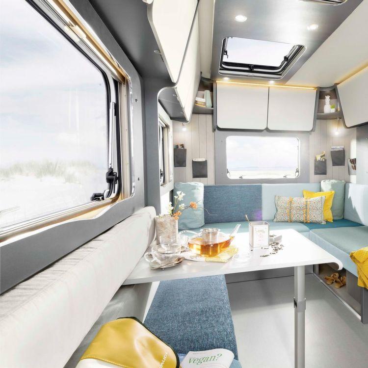 Caravan-Salon: Loft-Lounge, Doppelhaus und mehr