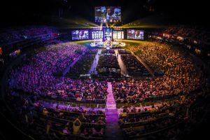 Die ESL One Cologne lockt 15.000 eSport-Fans in die Kölner Lanxess-Arena.