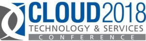 Cloud 2018 Technology & Services Conference auf Tour im September.