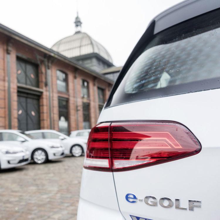 So Lange Müssen Vw Kunden Auf Elektro Hybrid Und Gasautos Warten