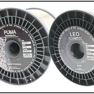 The Leo and Puma wires are designed for high-speed results.