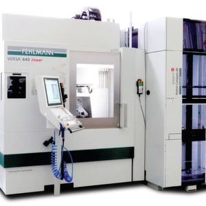 Flexible, machining centres for high-precision, dynamic demands