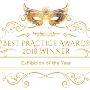 Mach 2018 wins Exhibition of the Year award