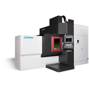 The new MU-8000V Laser Ex multitasking CNC machine combines the latest laser additive technology with subtractive manufacturing capabilities in a single set up.
