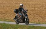 Impressionen vom Kymco New People S 125i.