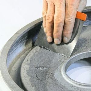 Fixing casting and surface defects